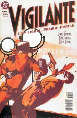 Vigilante City Lights Prairie Justice Issue 1 Dc Comics