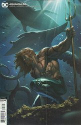 DC Comics's Aquaman Issue # 56b