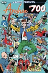 Archie Comics Group's Archie Issue # 700b