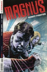 Dynamite Entertainment's Magnus: Robot Fighter Issue # 7