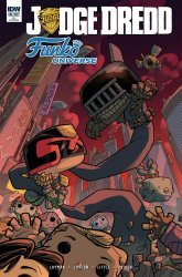 IDW Publishing's Judge Dredd: Funko Universe Issue # 1ri