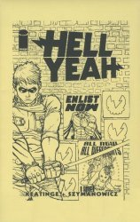 Image Comics's Hell Yeah Issue # 1ashcan