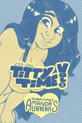 Amanda Lafrenais's Titty Time Soft Cover # 2