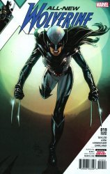 Marvel Comics's All-New Wolverine Issue # 19-2nd print