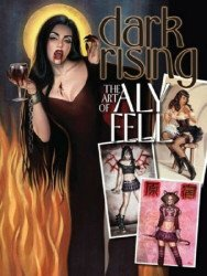 S.Q. Productions's Dark Rising: Art of Aly Fell Soft Cover # 1