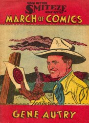 Western Printing Co.'s March of Comics Issue # 78e