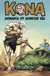 Its Alive's Kona: Monarch Of Monster Isle Issue # 1b