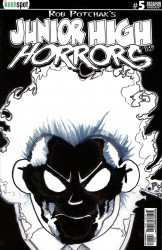 Keenspot Entertainment's Junior High Horrors Issue # 5d