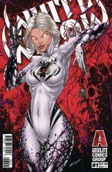 Red Giant Entertainment's White Widow Issue # 1b