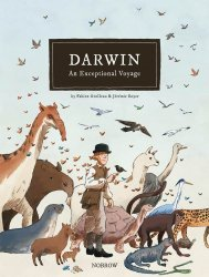 Nobrow Press's Darwin: An Exceptional Voyage Hard Cover # 1