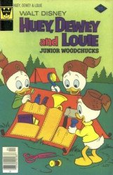 Gold Key's Huey, Dewey & Louie: Junior Woodchucks Issue # 49whitman