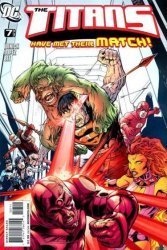 DC Comics's The Titans Issue # 7