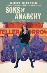 BOOM! Studios's Sons of Anarchy: Legacy Edition TPB # 2