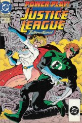 DC Comics's Justice League International Issue # 59b