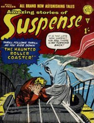 Alan Class & Company's Amazing Stories of Suspense Issue # 26