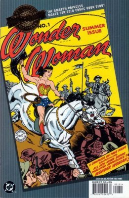 Fantastic Four Marvels Comics #1 July 2000 Marvel NM 9.2
