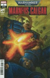 Marvel Comics's Warhammer 40000: Marneus Calgar Issue # 1c
