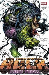 Marvel Comics's Immortal Hulk: Great Power Issue # 1krs-a