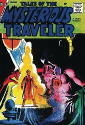 PS Artbooks's Silver Age Classics: Tales of the Mysterious Traveler Hard Cover # 3b