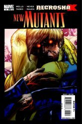 Marvel Comics's New Mutants Issue # 6