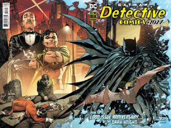 DC Comics's Detective Comics Issue # 1027