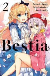 Yen Press's Bestia Soft Cover # 2