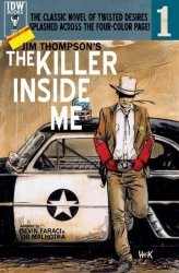 IDW Publishing's Jim Thompson's Killer Inside Me Issue # 1sub