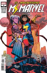 Marvel Comics's Magnificent Ms. Marvel Issue # 4