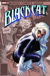 Marvel Comics's Black Cat Issue # 1golden apple