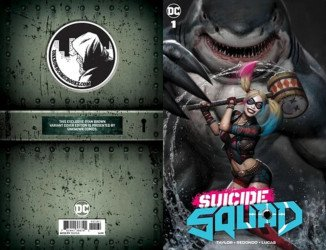 DC Comics's Suicide Squad Issue # 1unknown