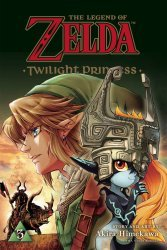 Viz Media's The Legend of Zelda: Twilight Princess Soft Cover # 3