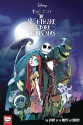 Dark Horse Comics's Tim Burton's Nightmare Before Christmas: Story of the Movie in Comics Hard Cover # 1