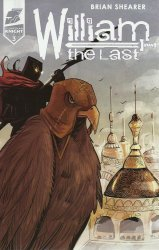 Antarctic Press's William the Last Issue # 3
