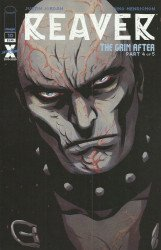 Image Comics's Reaver Issue # 10