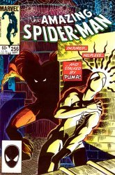 Marvel Comics's The Amazing Spider-Man Issue # 256