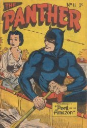 Young's Merchandising Company's The Panther Issue # 11