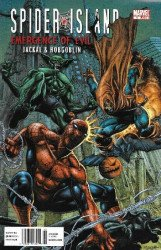 Marvel Comics's Spider-Island: Emergence of Evil - Jackal & Hobgoblin Issue # 1b