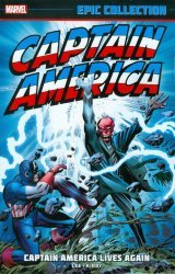 Marvel's Captain America: Epic Collection TPB # 1