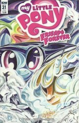 IDW Publishing's My Little Pony: Friends Forever Issue # 31sub