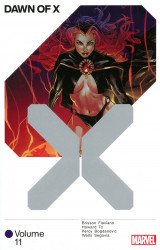 Marvel Comics's Dawn of X TPB # 11