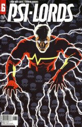 Valiant Entertainment's Psi-Lords Issue # 6c