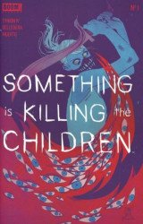 BOOM! Studios's Something is Killing the Children Issue # 1 - 2nd print