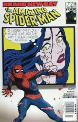 Marvel Comics's The Amazing Spider-Man Issue # 560b