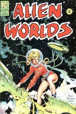 Alien worlds 1 pacific comics comicbookrealm com