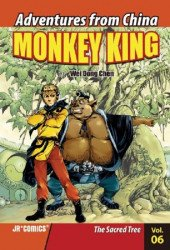 JR Comics's Adventures from China: Monkey King Issue # 6