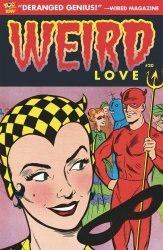 IDW Publishing's Weird Love Issue # 20