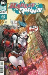 DC Comics's Harley Quinn Issue # 48