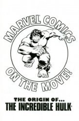 Marvel Comics's Marvel Comics on the Move Issue hulk