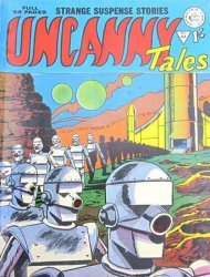 Alan Class & Company's Uncanny Tales Issue # 44