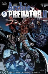 Archie Comics Group's Archie vs Predator 2 Issue # 5b